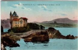 31ot 99 CPA - BIARRITZ - CHATEAU BASQUE - Biarritz