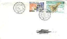 POSTMARKET   ESPAÑA  1982 - Atomo