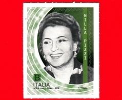 Nuovo - MNH - ITALIA - 2019 - 100 Anni Della Nascita Di Nilla Pizzi, Cantante – Ritratto - B - 6. 1946-.. Repubblica