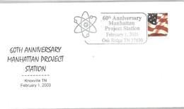 POSTMARKET USA  2003 - Atomo
