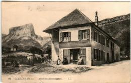 31ot 2023 CPA - CLELLES MENS - HOTEL DU MONT AIGUILLE (hole) - Clelles