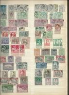 BELGIQUE : Collection Dans Classeur 26 Pages, Grande Majorité Neufs **, Départ 1 €. - Stamps
