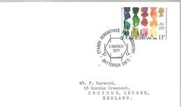 POSTMARKET GRAN BRETAÑA 1977 - Química