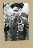 Photo Originale . Le Maréchal  SOKOLOV  Ministre De La Défense  Soviétique - Guerre, Militaire