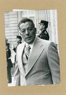Photo Originale . Le Général  OMAR TORRIJOS  Chef Du Gouvernement De PANAMA En 1977 - Guerre, Militaire