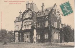 03 - DOMPIERRE SUR BESBRE - Château De La Motte - Francia