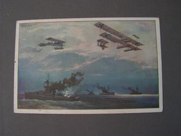 Feldpost Karte , Deutsche Luftflotten Verein - Weltkrieg 1914-18