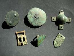 Archaeological Finds #23 Metal Detector Finds - Archéologie