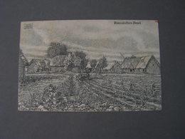 Dorf Russland Feldpost  1916 - Weltkrieg 1914-18