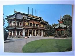 BELGIQUE - BRUXELLES - Le Pavillon Chinois - Monuments, édifices