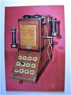BELGIQUE - BRUXELLES - Musée Postal - Poste Téléphonique Mobile - Museos