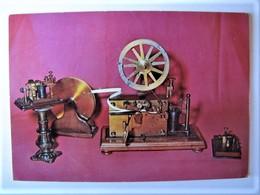 BELGIQUE - BRUXELLES - Musée Postal - Appareil Morse - Museos