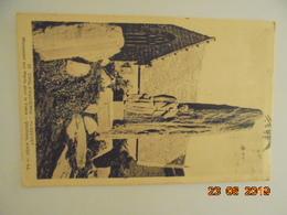 Plozevet. Monument Aux Morts Pour La Patrie. Quillivre, Sculpt. LL 68 Postmarked 1935 - Plozevet