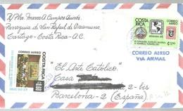LETTER 1975 - Costa Rica