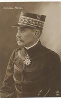 Carte Photo Général Michel  Par H. Manuel . Grand Croix Legion Honneur . Guerre 1914 - Hommes Politiques & Militaires