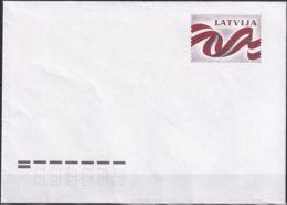 LETLAND GANZSACHE - BRIEF Ungebraucht - Lettland