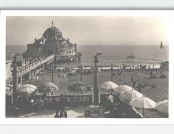 OSTIA Marina Stabilimento Balneare Roma La Rotonda Vera Foto Animata Andata In  1929 - Other Cities