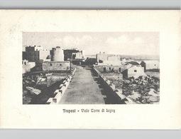 TRAPANI VialeTorre Di Ligne Andata Nel 1909 - Trapani