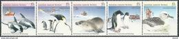 AUSTRALISCHES ANTARKTIS TERRITORIUM AAT 1988 Mi-Nr. 79/83 ** MNH - Unused Stamps