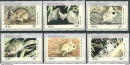 AUSTRALIEN 1993 Mi-Nr. ATM 27/32 RX1 ** MNH - Vignette Di Affrancatura (ATM/Frama)