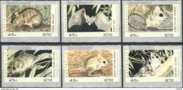 AUSTRALIEN 1993 Mi-Nr. ATM 27/32 ACT93 ** MNH - Vignette Di Affrancatura (ATM/Frama)
