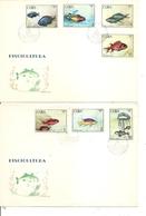 Cuba - Vie Marine ( 2 FDC De 1969 à Voir) - FDC