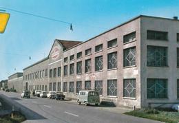 CORTEOLONA - PAVIA - STABILIMENTO GALBANI - FURGONCINO VOLKSWAGEN - AUTO - Pavia