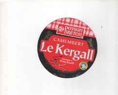 Camembert Le Kergall - Quesos