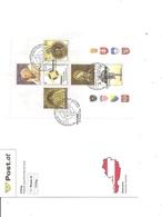 Autriche - Christianisme - Jean-Paul II  ( FDC De 2004 à Voir) - FDC