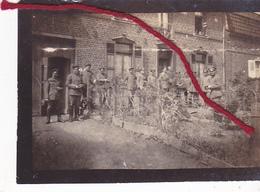 (62) - Noyelles- Godault Kasino 1918 Photo Allemande - France
