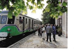 41 THORE LA ROCHETTE Cpm Train Touristique - Francia