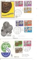 Monnaies ( 3 FDC De Saint-Marin De 1972 à Voir) - Coins