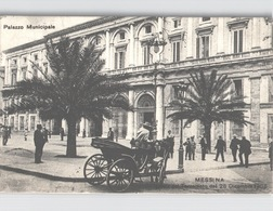 MESSINA Municipale Terremoto 1908 Animata - Messina