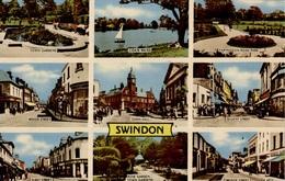 CPSM Swindon Multivues - Altri