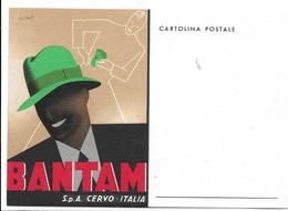 Cervo (Imperia) - Bantam - Illustratore Boccasile - Originale. - Publicité