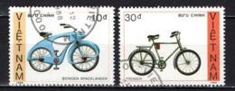 VIETNAM - 1989 - BICICLETTE - BICYCLES - USATI - Vietnam