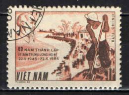 VIETNAM - 1986 - DIGA DI STRENGTHENING - USATO - Vietnam
