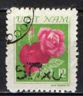 VIETNAM - 1984 - FRANCOBOLLI CON SOVRASTAMPA - OVERPRINTED - USATO - Vietnam