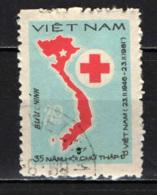 VIETNAM - 1982 - CROCE ROSSA - USATO - Vietnam