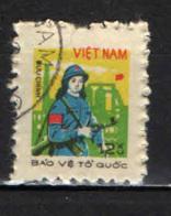 VIETNAM - 1981 - DONNA SOLDATO - USATO - Vietnam