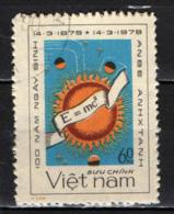VIETNAM - 1979 - ALBERT EINSTEIN - FORMULA - USATO - Vietnam