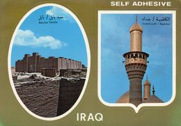 BAGHDAD   E  BABYLON TEMPLE   , Iraq - Iraq