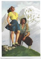 Aosta - Illustratore Boccasile. - Aosta