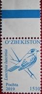 Uzbekistan  2019  Birds  1 V MNH - Ouzbékistan