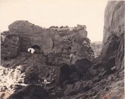 CUEVAS DEL ALMANZORA 1935   Photo Amateur Format Environ 6,5 Cm X 5,5 Cm ESPAGNE - Lieux