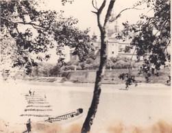 SARAGOSSE 1935 Traces D'humidité  Photo Amateur Format Environ 6,5 Cm X 5,5 Cm ESPAGNE - Lieux