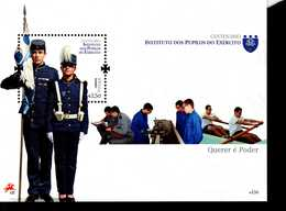 Por. Block 314 Militärische Ausbildung ** MNH Postfrisch - Blocs-feuillets