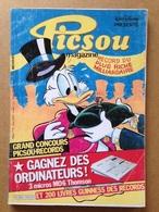 Disney - Picsou Magazine ° Année 1986 - N°178 (avec Grand Défaut D'usure) - Picsou Magazine