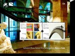 Por. Block 316 National Museum  ** MNH Postfrisch - Blocs-feuillets