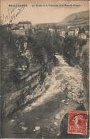 Bellegarde-Les Bords De La Valserine Et Le Pont De Coupy - Bellegarde